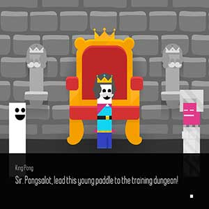 PONG Quest - King