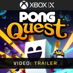 PONG Quest Xbox Series X Video Trailer