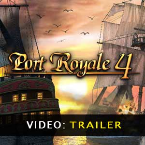 Port Royale 4 trailer video