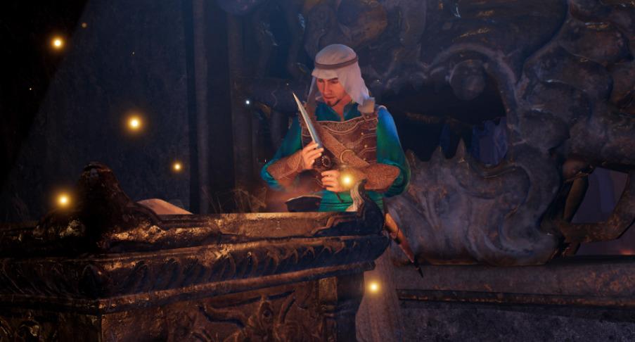 Prince of Persia Remake Prince