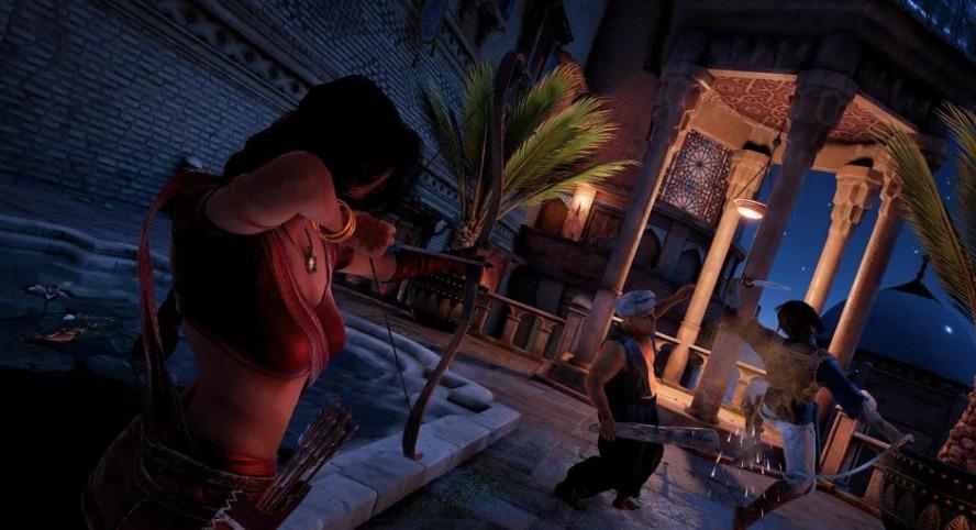 Prince of Persia Remake Farah