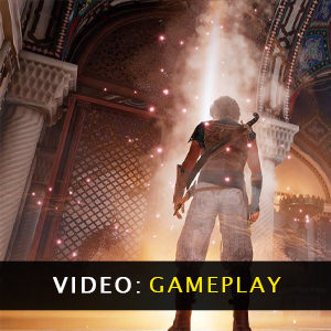 Prince of Persia The Sands of Time Remake Gameplay Video