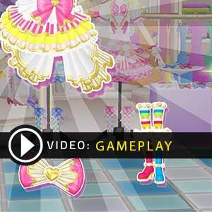 PriPara All Idol Perfect Stage Nintendo Switch Gameplay Video