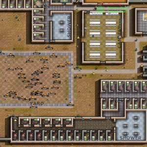Construction in Prison Architect