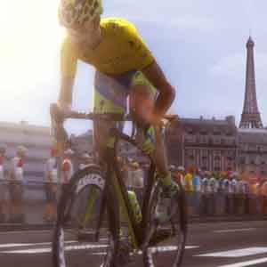 Pro Cycling Manager 2015 Leading the pack