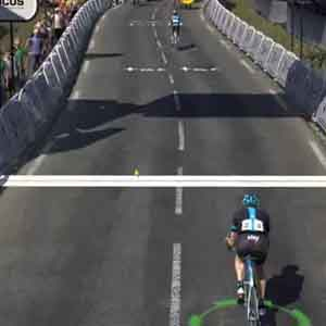 Pro Cycling Manager 2014 - Behind the Pack