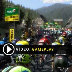 Pro Cycling Manager 2014 Gameplay Video