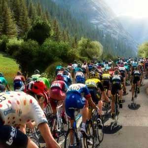 Pro Cyclist mode