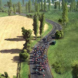 Pro Cycling Manager 2020 Route