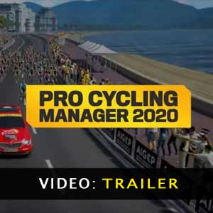 Pro Cycling Manager 2020 Trailer Video