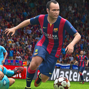 Pro Evolution Soccer 2015 - Gameplay Screenshot