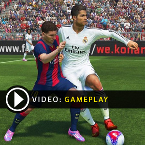 Pro Evolution Soccer 2015 Gameplay Video