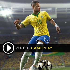 Pro Evolution Soccer 2016 PS4 Gameplay Video