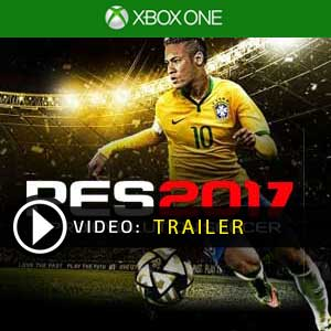 Pro Evolution Soccer 2017 Xbox One Prices Digital or Box Edition