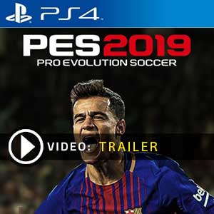 Pro Evolution Soccer 2019 PS4 Prices Digital or Box Edition
