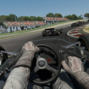 Project Cars - First Person View