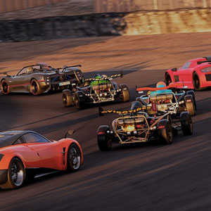 Project Cars - Race Track