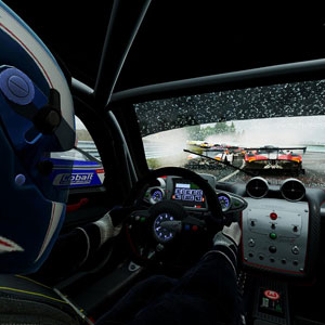 Project Cars - Race Car Driver