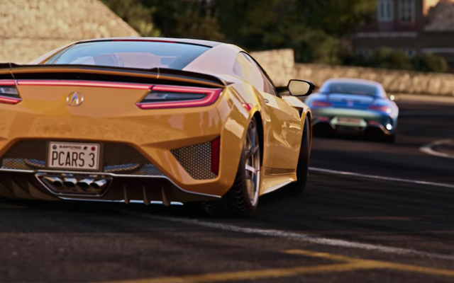 Project Cars 3 vehicles