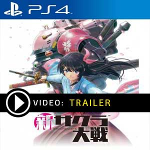 Project Sakura Wars PS4 Prices Digital or Box Edition