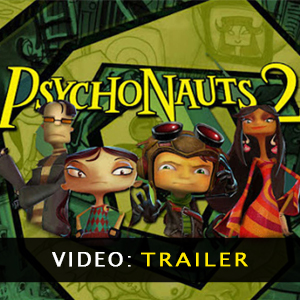 Psychonauts 2 Trailer Video
