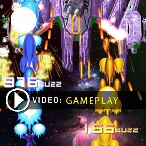 Psyvariar Delta Nintendo Switch Gameplay Video