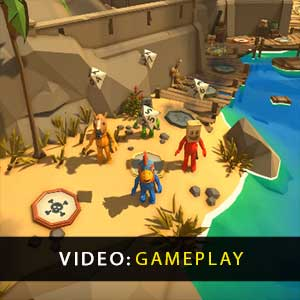 Pummel Party Gameplay Video