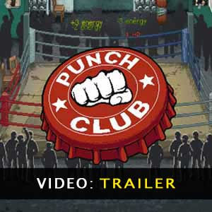 Punch Club Video Trailer