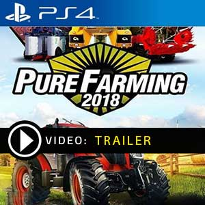 Pure Farming 2018 PS4 Prices Digital or Box Edition