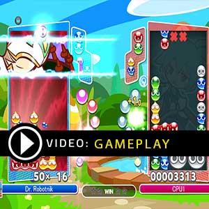 Puyo Puyo Champions Gameplay Video