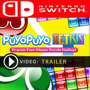 Puyo Puyo Tetris Nintendo Switch Prices Digital or Box Edition