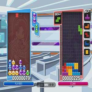 Puyo Puyo Game Lobby