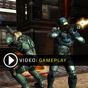 Quake 4 Gameplay Video
