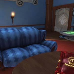 Quantum Conundrum - Living Room
