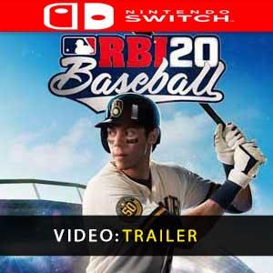 R.B.I. Baseball 20 Nintendo Switch Prices Digital or Box Edition