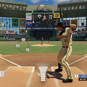 streamlined baserunning controls