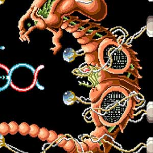R-Type II levels