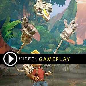 Rad Rodgers Nintendo Switch Gameplay Video
