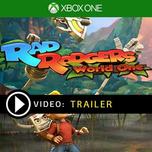 Rad Rodgers World Xbox One Prices Digital or Box Edition