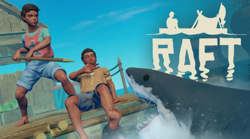 buy Raft Steam CD Key cheap