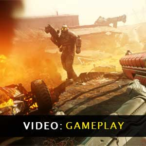 RAGE 2 Gameplay Video