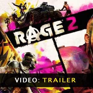 RAGE 2 Trailer Video