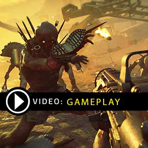 Rage 2 Xbox One Gameplay Video