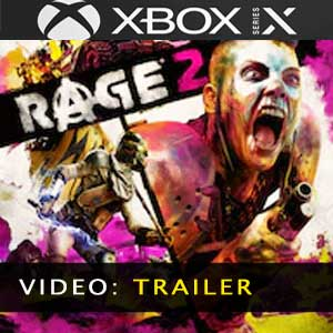 RAGE 2 Trailer Video