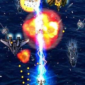 Raiden 3 - Attack