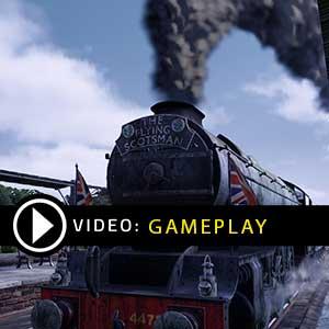 Railway Empire Great Britain & Ireland Video Gameplay