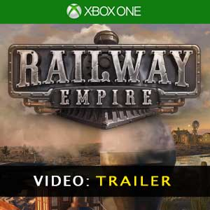 Railway Empire Video Trailer