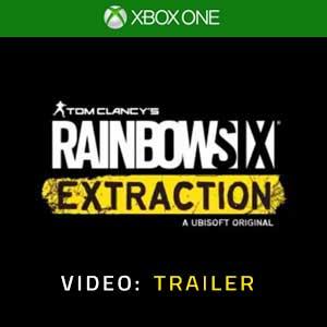 Rainbow Six Extraction Xbox One Video Trailer