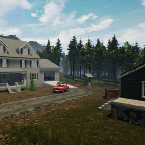 Ranch Simulator - Main House