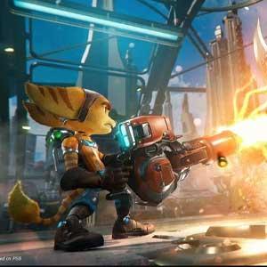 Ratchet & Clank Rift Apart PS5 The Enforcer